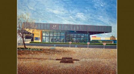 Defunct Car Dealer Series #6 Hyundai ~ Irvine, CA
