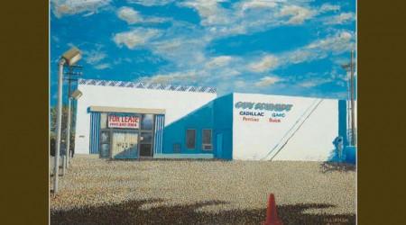 Defunct Car Dealer Series #7 Cadillac