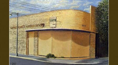 Defunct Car Dealer Series #11 Lincoln/ Mercury